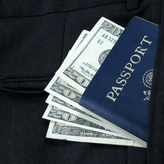 Travelers checks are considered safer than cash.