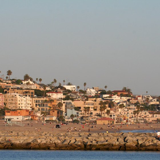 Southern California's beaches are among its main attractions.