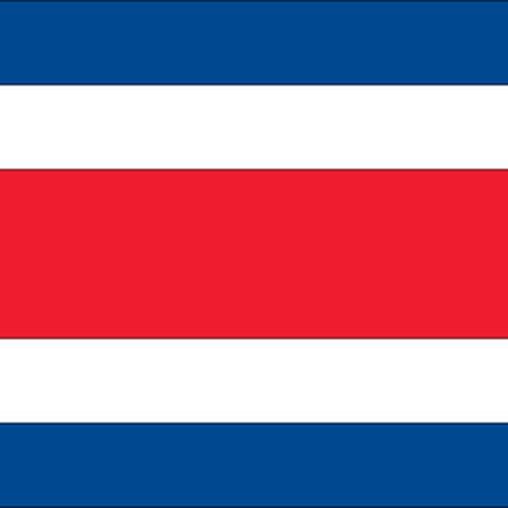 costa ricas flag