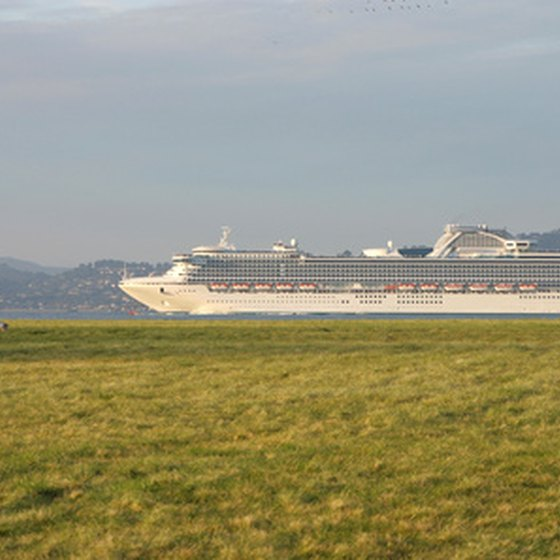 Princess Cruises is one of the world's largest cruise lines.
