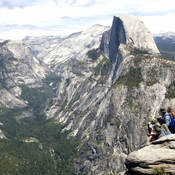 A volunteer vacation in Yosemite or other California parks offers the chance to slow down, step back and get the big picture.