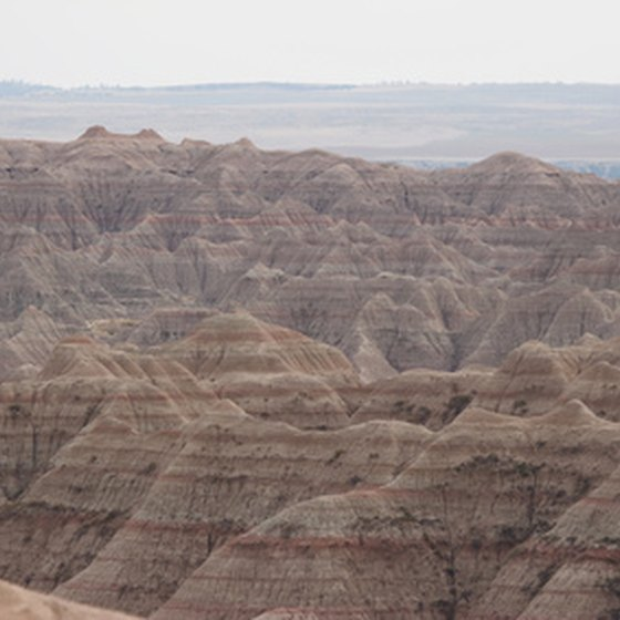 The difficult terrain of Badlands National Park has been recognized by various human cultures for centuries.