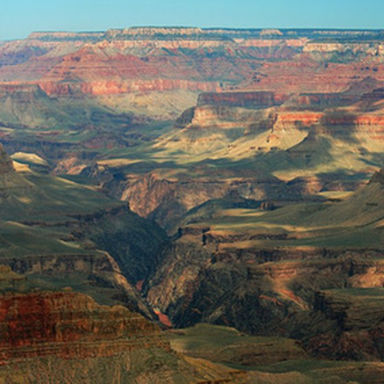 A Grand Canyon trip can be filled with family activities.