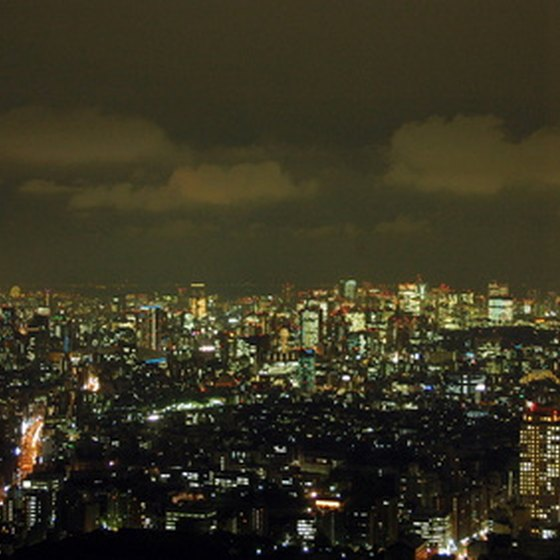 Tokyo is the largest city in Japan.