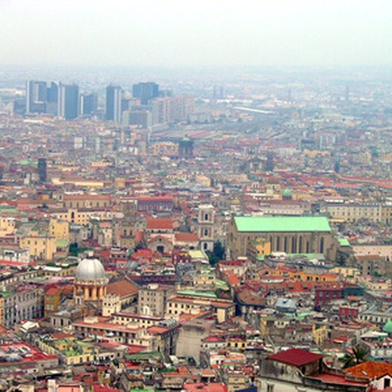 Naples is a UNESCO World Heritage Site fit for walking tours.