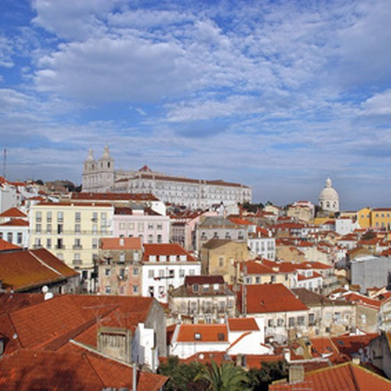 Lisbon has four distinct seasons