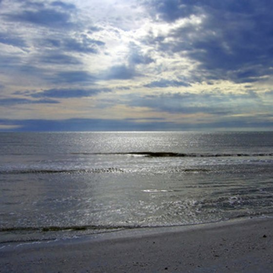 You could wake up to this view while camping in Gulf Shores.