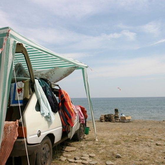 Best Rv Beach Camping In North Carolina