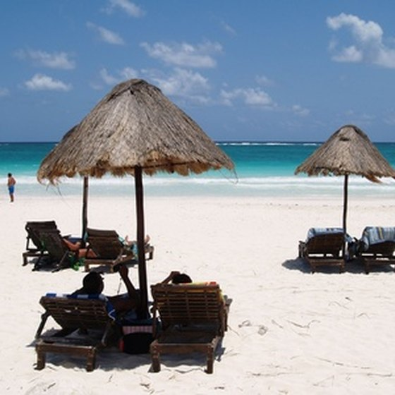 Many winter vacations to Mexico are ideal for seniors.