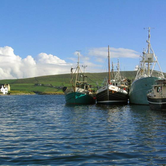 Dingle Bay.