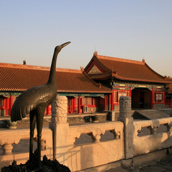 Escorted tours can make a trip to China seem less overwhelming.