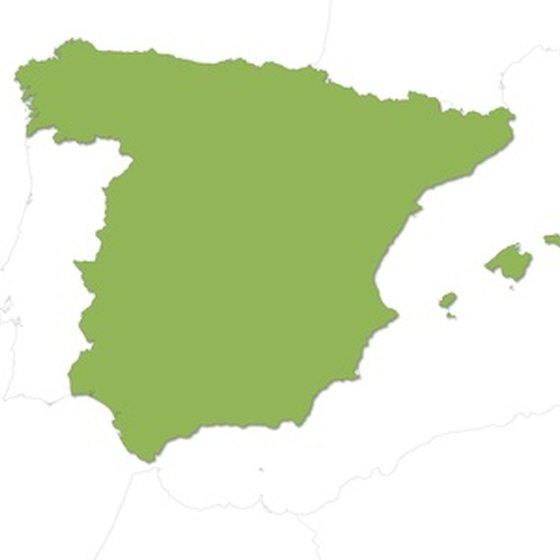 Driving is an ideal way to see a country as big as Spain.
