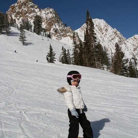 Enjoy Skiing at New Mexico's Mountain Resorts.