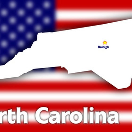 Gastonia is located in south-central North Carolina.