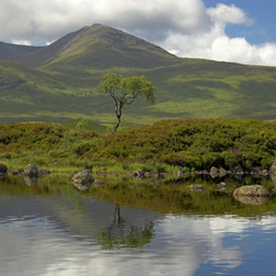 Experience Scotland on foot for a unique vacation