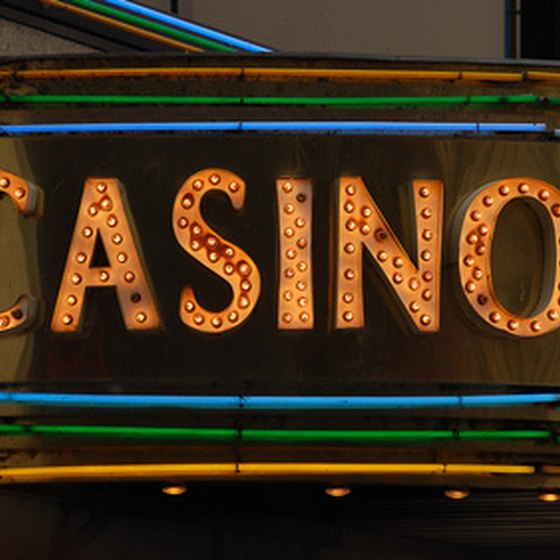 Casinos in Stockton, California