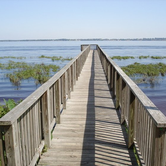 Lake Minneola.