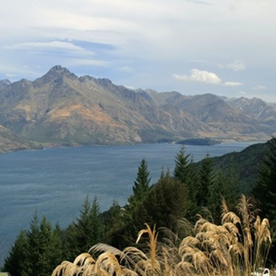 Marlborough is one of many scenic regions in New Zealand.