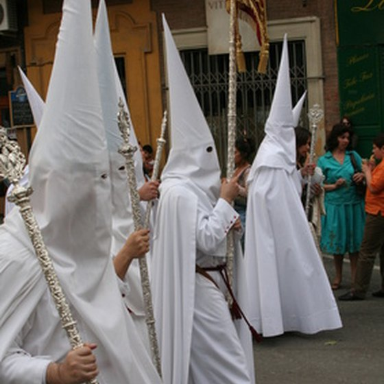 Semana Santa (Holy Week), Seville - Spain