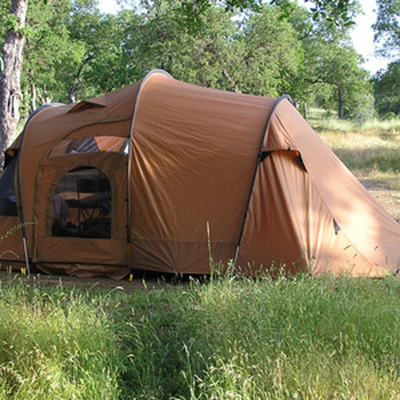 Oklahoma is far more than OK for tent camping.