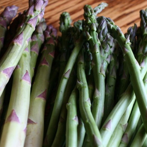 "Enjoy RV camping in the ""Asparagus Capital of the World."""