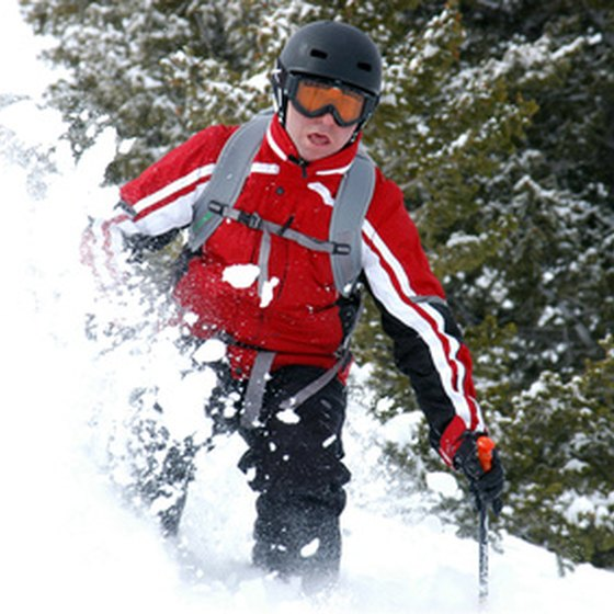 Family-friendly skiing delights visitors to the Albuquerque region from December through March.