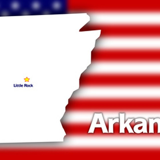 "Arkansas is called ""The Natural State"" because of the beauty of its mountains and clear lakes."