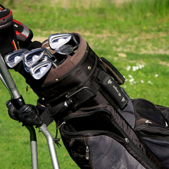 Your golf bag will need protection during your travels.