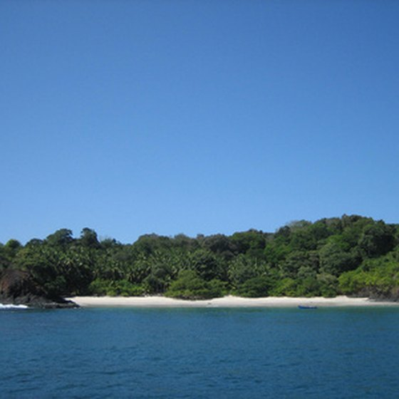 Exquisite beaches can be found in both Costa Rica and Panama.