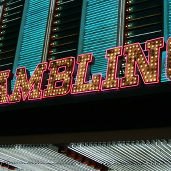 Binion's casino on Fremont Street is an iconic Vegas property.