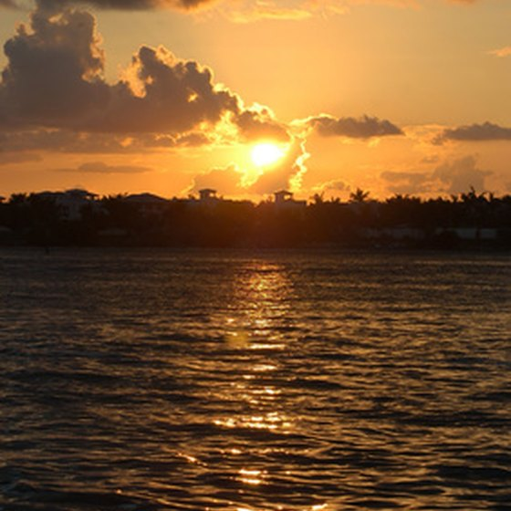 Key West provides a romantic getaway for honeymooners.