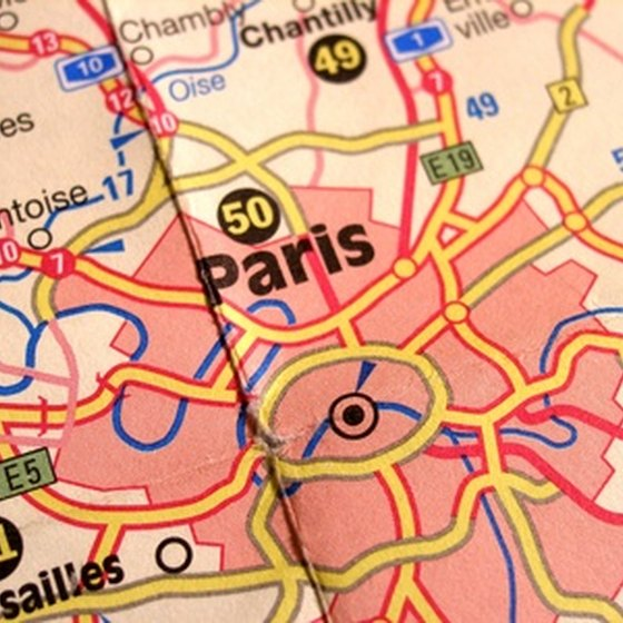 Paris is home to a diverse collection of famous hotels.