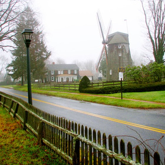 The Hamptons On Long Island