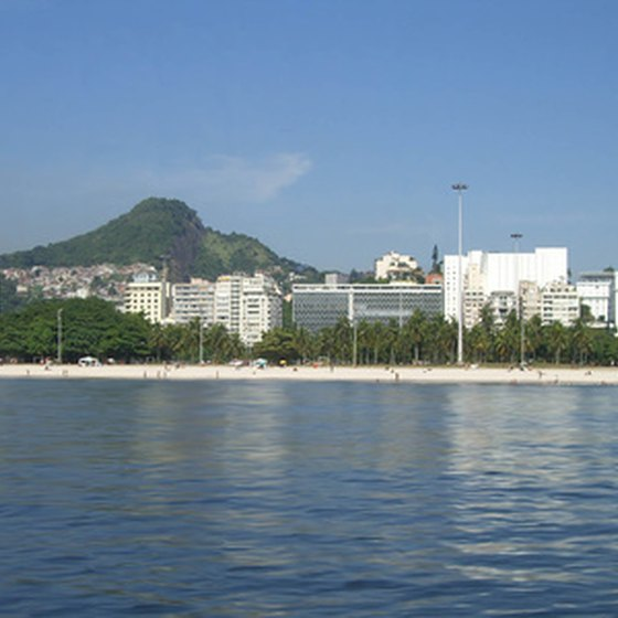 Rio de Janeiro is a port of call on several South American cruises.