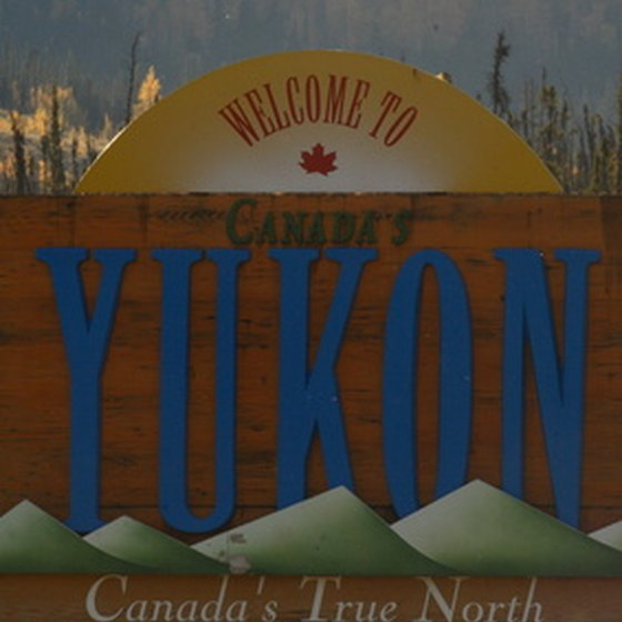 The Yukon is one of three territories that make up Northern Canada.