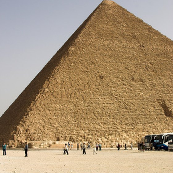 Cairo Tourist Attractions and Sightseeing
