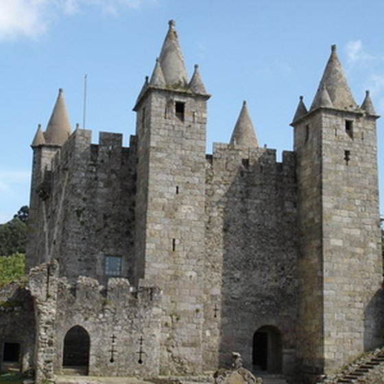 Medieval Castles Facts | USA Today