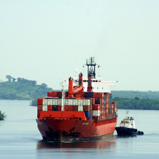 Most cargo ships have room for up to 12 passengers.