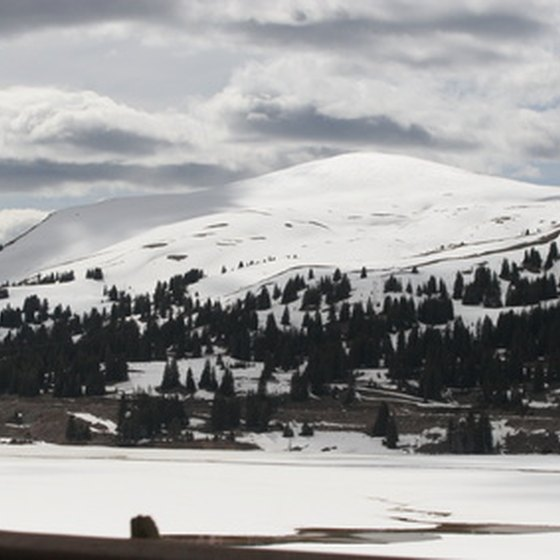 Copper Mountain is one of northwest Colorado's 16 ski resorts.