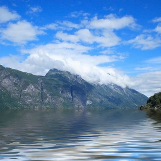 Most tours of Norway encompass some of its spectacular fjords.