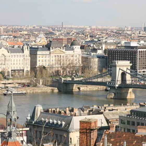 Majestic Budapest is capital of Hungary, one of Europe's cheapest destinations.