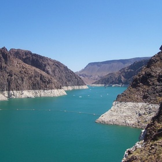Lake Mead is one of many attractions in the Lake Mead National Recreation Area.