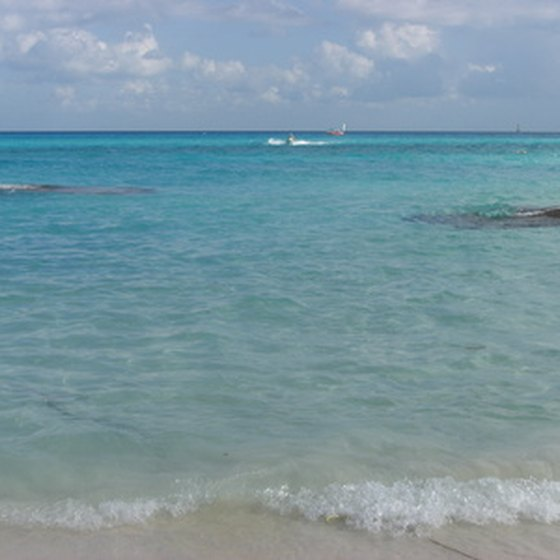 Mexico's southern Pacific Coast offers beautiful beaches.