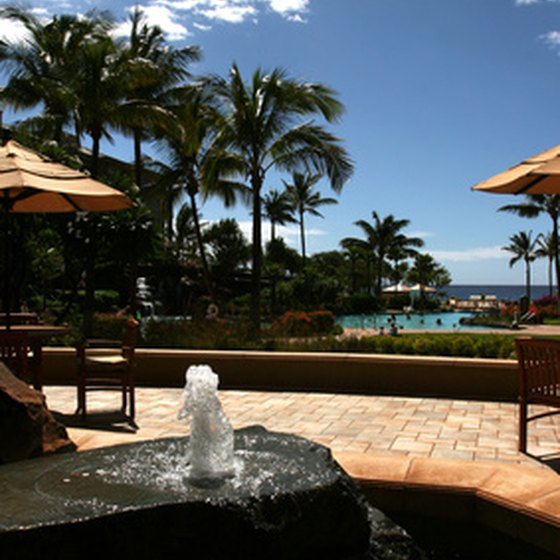Kauai is an adventure island with many beautiful hotels.