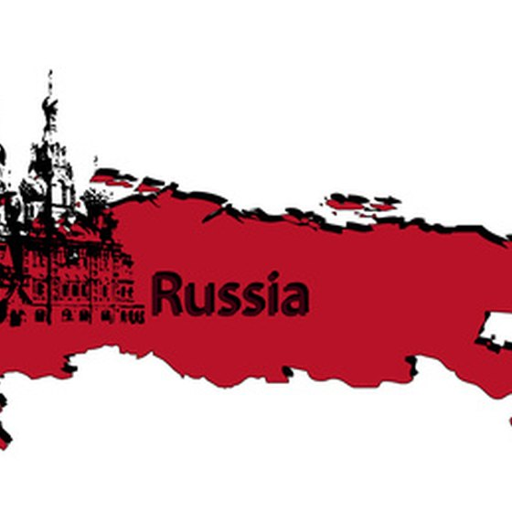Americans must follow a certain process to obtain a work visa in Russia.