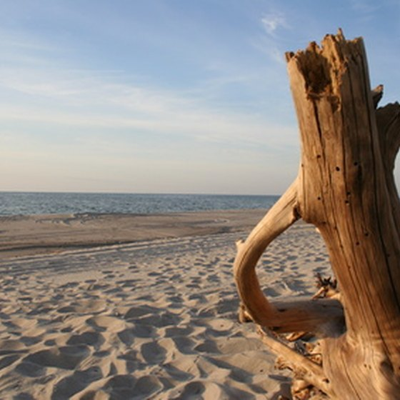 North Carolina's beaches are among the state's many attractions.
