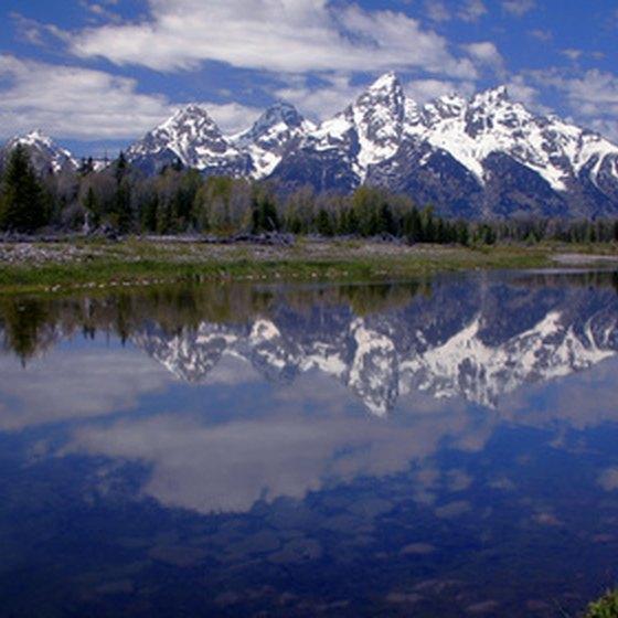 Jackson Lake Lodge In Grand Teton National Park Usa Today