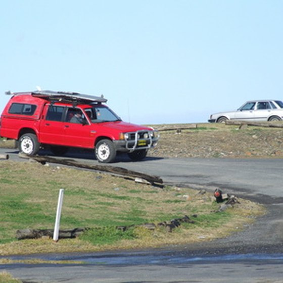 There are several RV Parks in La Peñita.
