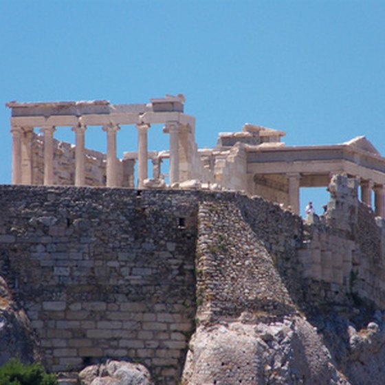 Explore the Acropolis and many other sites on a vacation to Greece.