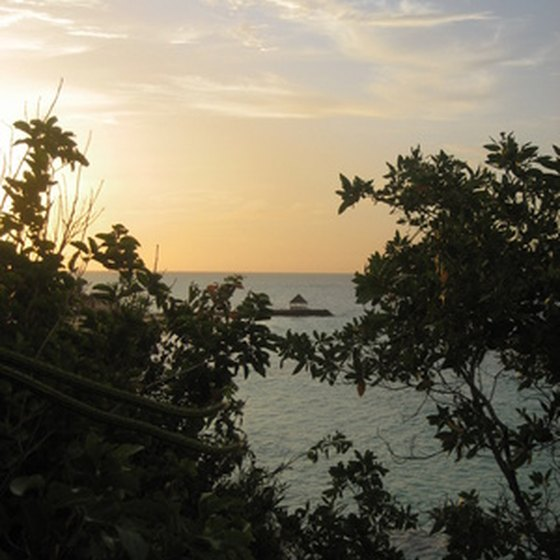 Secluded resorts in Jamaica allow vacationers to get away from it all.